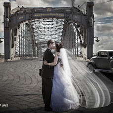 Wedding photographer Aleksandr Golubev (alexmedia). Photo of 10.02.2013