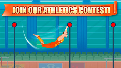 Gymnastics Athletics Contest for PC