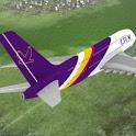 Airplane Flying Flight Pilot icon