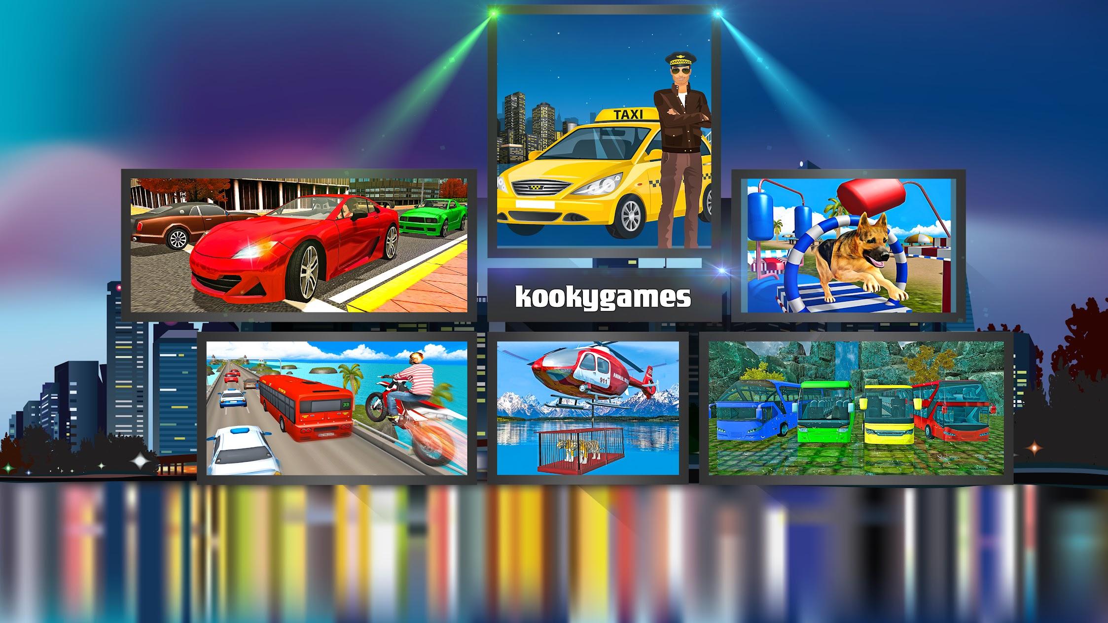 Kooky Games