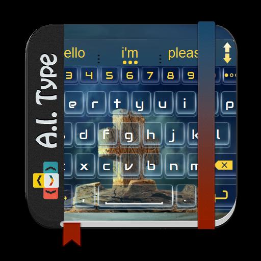 国际象棋世界 AiType Theme 個人化 LOGO-玩APPs