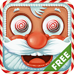 Running Santa - Candy Climb Icon
