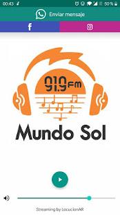 Download Mundo Sol 91.9 FM For PC Windows and Mac apk screenshot 2
