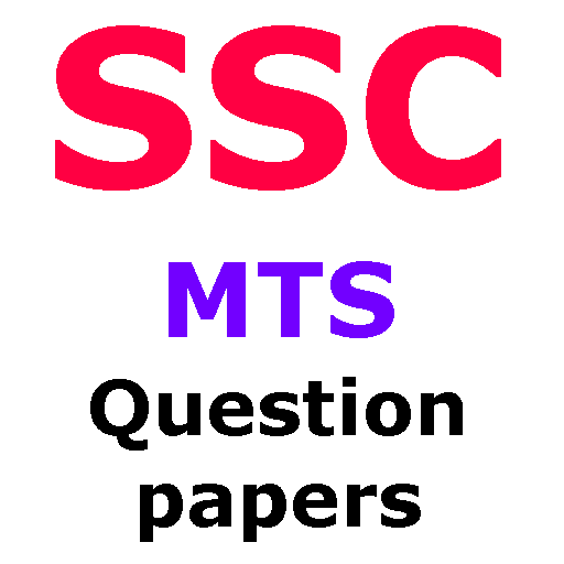 SSC MTS Previous Year Question Papers pdf