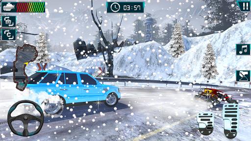 Real Car Drifting 2019:Snow Car Drift & Car Racing 1.1 screenshots 3