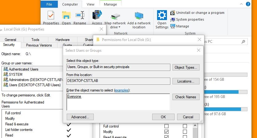 "Network Error ""Windows Cannot Access \\ Shared Drive"" – What"