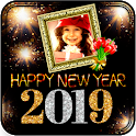 New Year Frames 2019 FREE icon