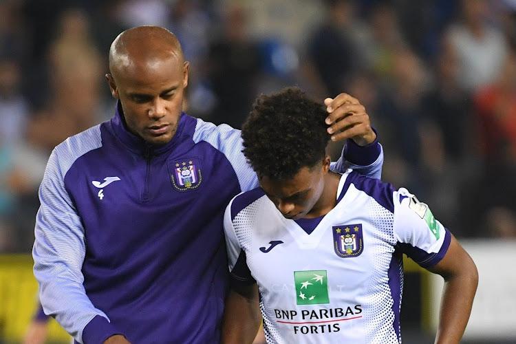 Le nouveau plan d'Anderlecht commence par la prolongation d'un jeune du cru
