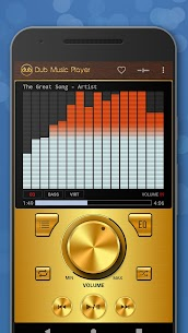 Dub Music Player Apk – Free Audio Player, Equalizer 4