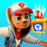 Subway Surf Run 3D 2018