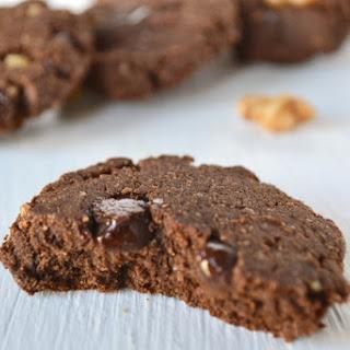 Guilt-free Chocolate Fudge Cookies