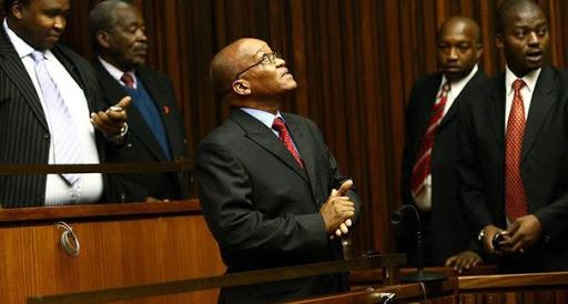 Explosive SSA report states how Jacob Zuma abused intelligence