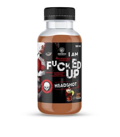 Fucked Up Headshot