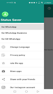 downloader for WhatsApp status - save status Screenshot