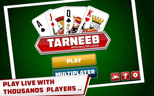 Tarneeb:Popular Card Game from the MENA  gameplay | by HackJr.Pw 8
