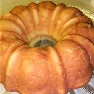 Butter Mochi Cake