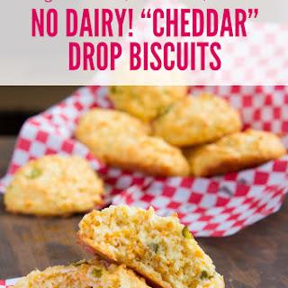 """""""Cheddar"""" Drop Biscuits"""