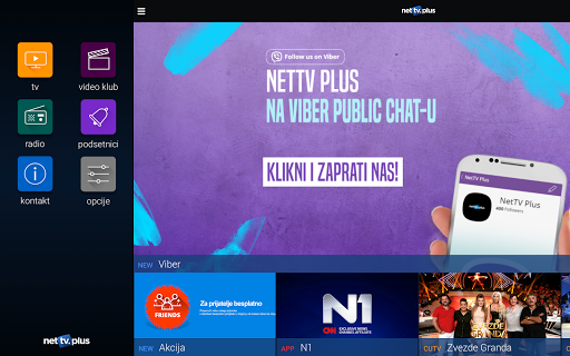 NetTV Plus  screenshots 8