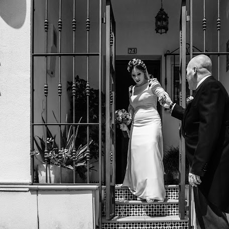 Wedding photographer David Muñoz (mugad). Photo of 15.03.2018