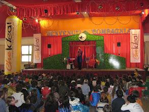 Photo: Show e allestimento sul palco