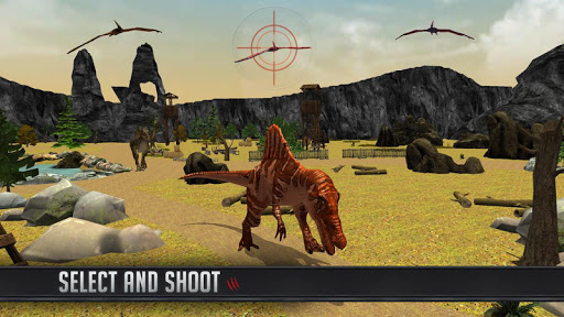 Dinosaur Hunter 2018 1.4 gameplay | by HackJr.Pw 15