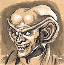Photo: Quark from Deep Space Nine