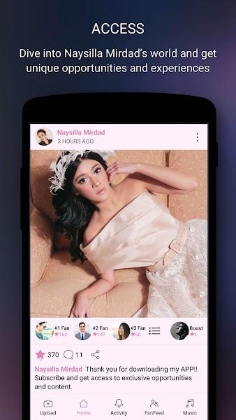Naysilla Mirdad Official App