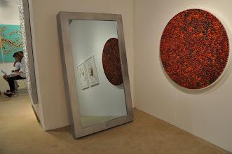 "Photo: Rachel Lee Hovnanian's ""Abu Dhabi Lights"" (2011) at Leila Heller Gallery"