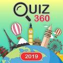 Quiz 360 - Bilgi Yarışması 2019 icon