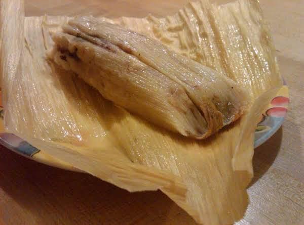 Test Kitchen Tamales