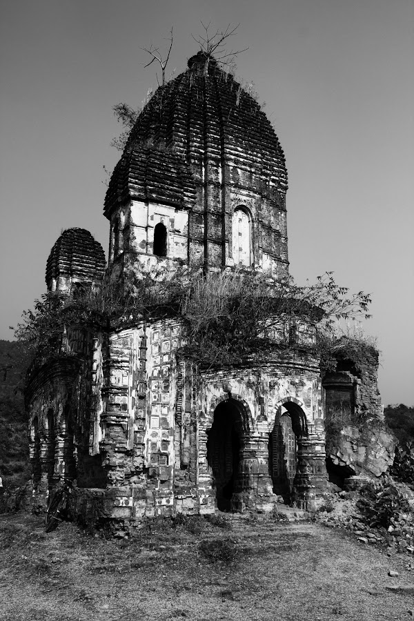 Old Temple.  by Monoj Das - Buildings & Architecture Places of Worship (  )