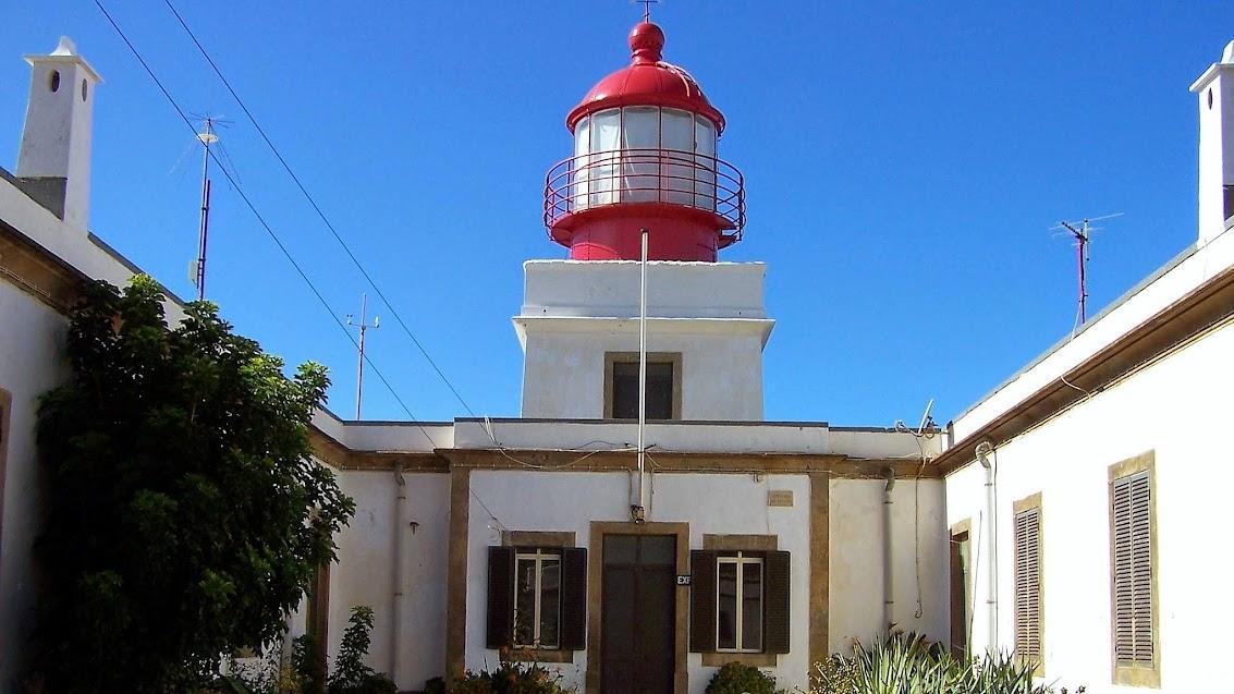 De vuurtoren van Ponta do Pargo. Ook leuk om te bezoeken. Er is een klein museum.