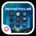Interstellar Glitter Theme icon