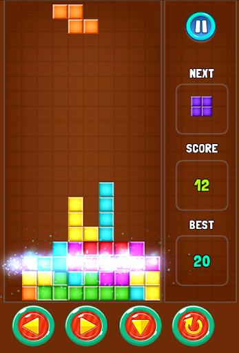 Block Game - テトリス