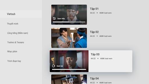 Zing TV - Android TV 20.01.01 screenshots 3