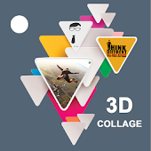 3D Collage Maker