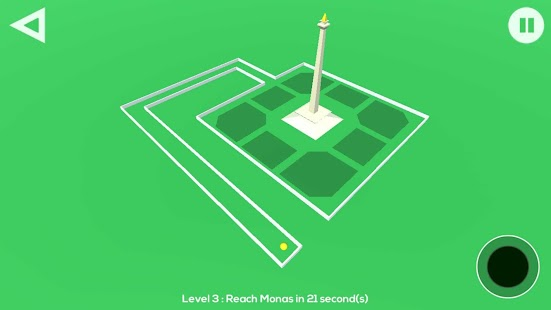 Monas Maze- screenshot thumbnail