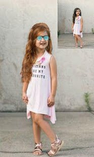 Girls Hair Styles And Goggles - náhled