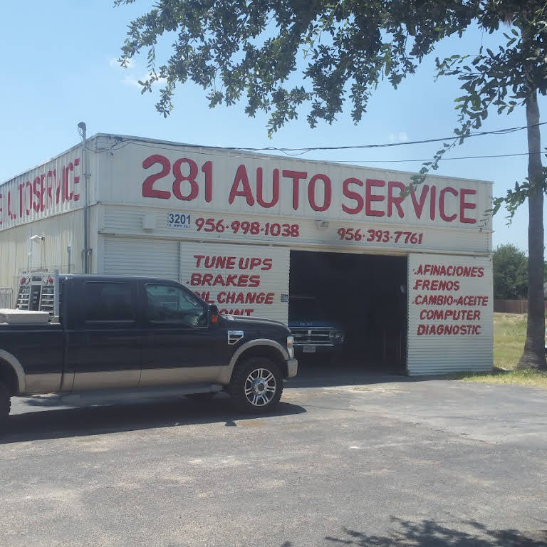 281 auto sercice - Auto Repair Shop in Edinburg