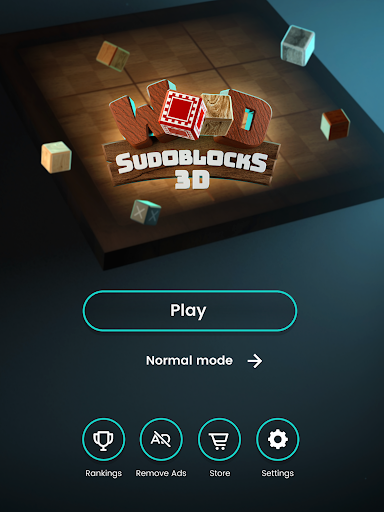 Wood SudoBlocks 3D - A Better Classic Wood Puzzle android2mod screenshots 12