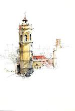 Photo: el fadri tower