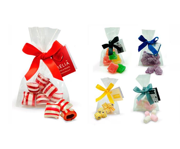 bolsa de caramelos merchandising personalizado