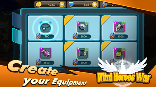 Mini Heroes War for PC