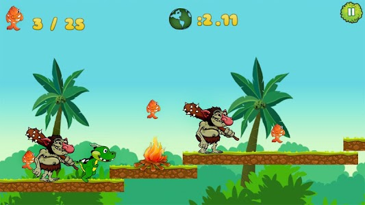 Little Dragon Run screenshot 1