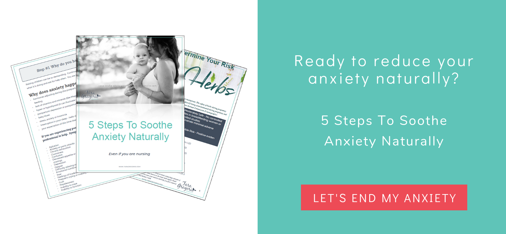 Let's end anxiety