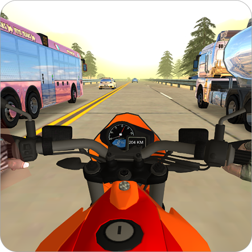 Moto Heavy Traffic Racer: Bike Racing Stunts file APK for Gaming PC/PS3/PS4 Smart TV