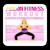 Butt Cardio Workout