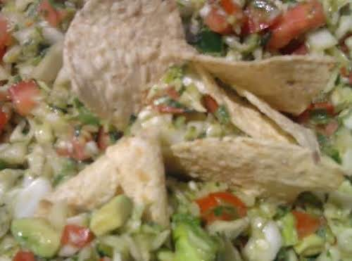 "Cabbage Salsa""I make this once a week. My family and friends love..."