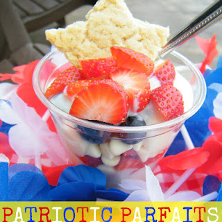 Patriotic Parfaits Recipe