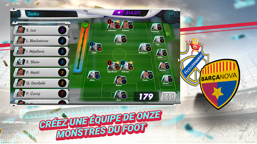 Télécharger Gratuit Futuball - Jeu de manager de foot du futur mod apk screenshots 2
